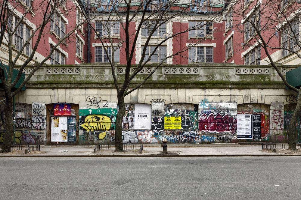 Six Photographs of the East Village #4